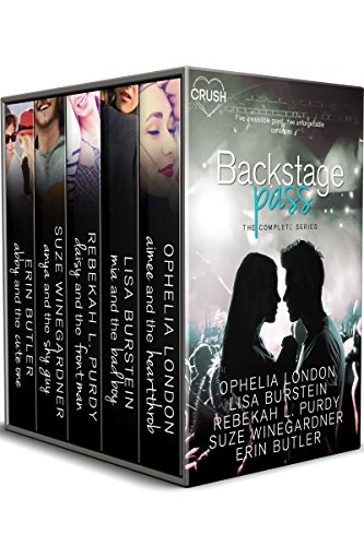 Backstage Pass Boxed Set ()