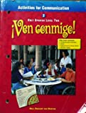 Ven Conmigo!, Holt, Rinehart and Winston Staff, 003052699X