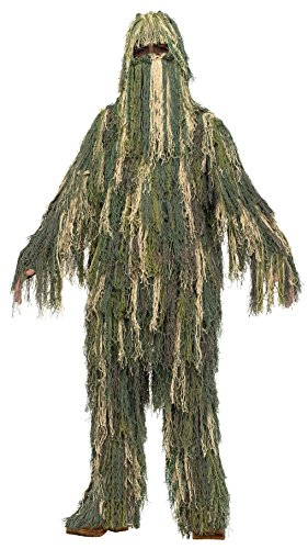Ghillie Suit Child Costumes (Ghillie Suit Child Costume - Hunter Sniper (Large))