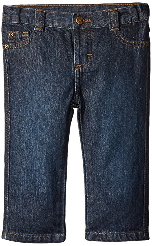 Wrangler Authentics Baby-Boys' Infant Relaxed Straight Jean