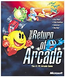 Microsoft Return of Arcade - PC: Video Games - Amazon com