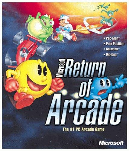 Microsoft Return Arcade PC