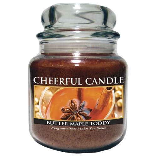 Cheerful Giver Butter Candle 24 Ounce