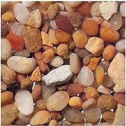 Carib Sea Zen Garden Gravel for Aquarium 20lb bag