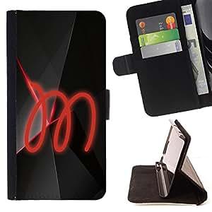 BullDog Case - FOR/Samsung Galaxy Note 4 IV / - / M /- Monedero de cuero de la PU Llevar cubierta de la caja con el ID Credit Card Slots Flip funda de cuer