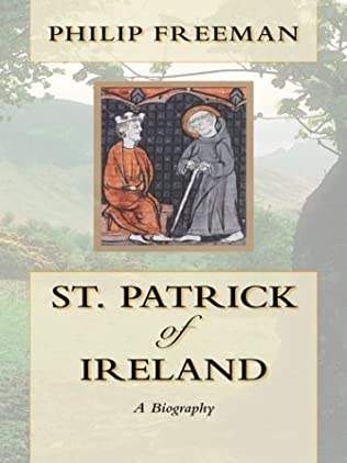 book cover of St. Patrick of Ireland