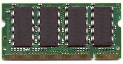 150 opinioni per 1GB PC2700 DDR 333MHz 200pin Memory SODIMM for Notebooks [Electronics]