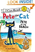 #6: Pete the Cat: Pete at the Beach (My First I Can Read)