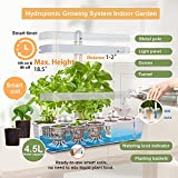 GrowLED 10-Pod Indoor Garden Germination