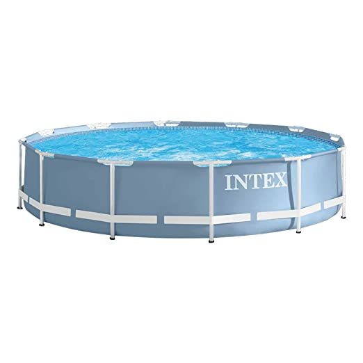Intex - Piscina desmontable Intex & depuradora 366x76 cm - 6.503 l - 28712NP: Amazon.es: Jardín