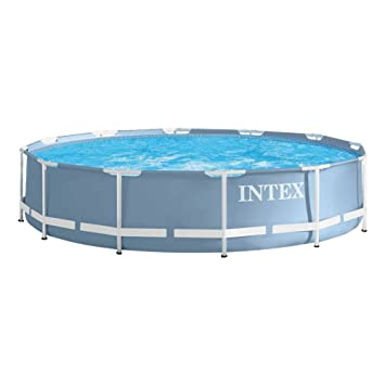 Intex - Piscina desmontable Intex & depuradora 366x76 cm - 6.503 l - 28712NP