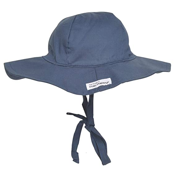6fec6ded5c8e Amazon.com: Flap Happy Baby Floppy Sun Hat UPF 50+, Highest Certified UV  Sun Protection, Azo-free dye: Clothing