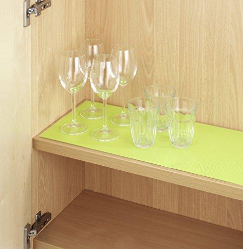 wenko 47042100 anti rutsch matte t rkis gr n k chenausstattung k chenzubeh r shop. Black Bedroom Furniture Sets. Home Design Ideas