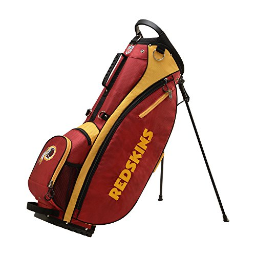 (Wilson 2018 NFL Carry Golf Bag, Washington Redskins)