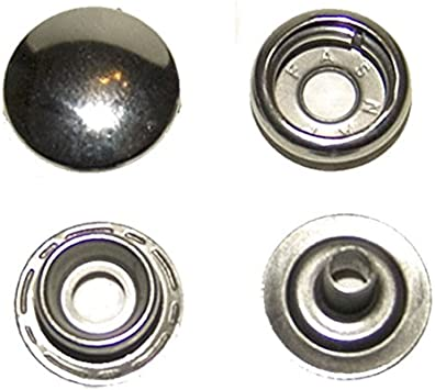Stud Boat Car Truck 25 Durable Dot Snaps Set Socket Eyelet Cap