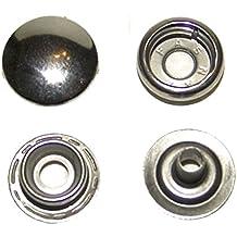 Stainless Steel Snap Set, Marine Grade, 80 Piece