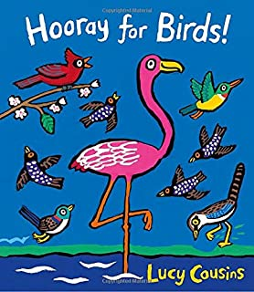 Book Cover: Hooray for Birds!