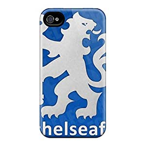 Ultra Slim Fit Hard Luoxunmobile333 Cases Covers Specially Made For Iphone 5C- Chelsea Fc