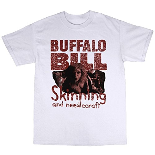 Buffalo Bill T-Shirt (Buffalo Bill Silence Of The Lambs Actor)