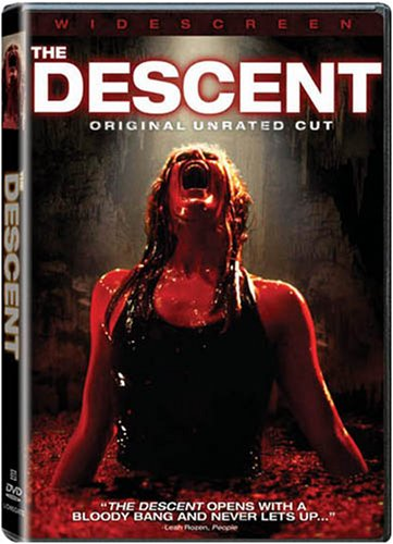 DVD : The Descent (Unrated) (Unrated Version, , Dolby, Widescreen)