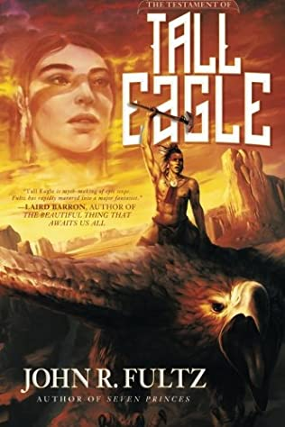 book cover of The Testament of Tall Eagle
