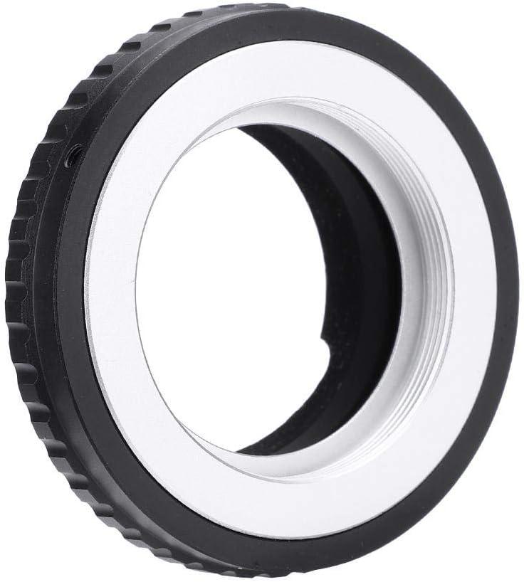 VBESTLIFE Lightweight Durable Alloy Mount Adapter Ring for M42 Mount Lens M42-LM Lens Mount Adapter