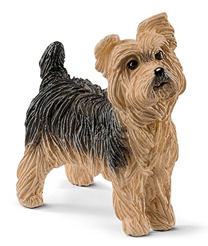 Figurine Terrier (Schleich Yorkshire Terrier Toy Figurine)