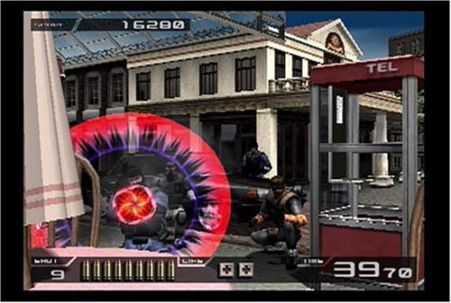 Time Crisis 2 with Guncon [PlayStation2]