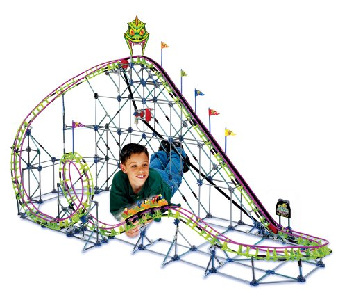 - KNEX Screamin Serpent Roller Coaster