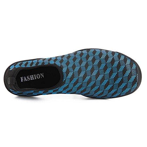 Mabove Surfschuhe Barfussschuhe n79 Badeschuhe Blau Wasserschuhe Schwimmschuhe Schnell Aquaschuhe Damen Trocknen Strandschuhe Herren rYU8qr