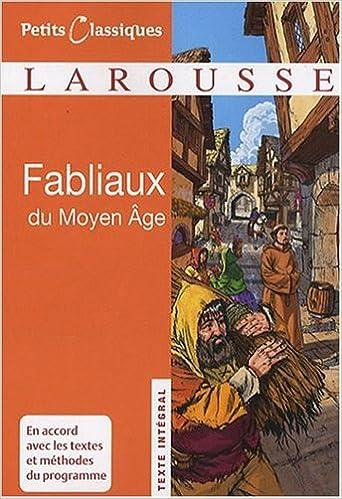 Livres gratuits en ligne Fabliaux du Moyen Age pdf epub