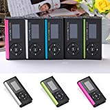 Bulges MP3 USB 2.0 TF Simple Touchtone Convenient Lighting Clip MP3