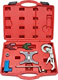 8MILELAKE Engine Timing Tool Set Compatible for GM & SAAB V6 3.0L and 3.2L