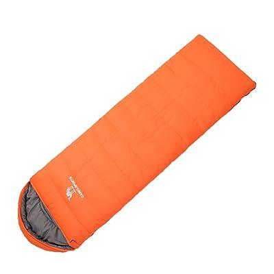 DHWJ Enveloppe thermique extérieure sac de couchage voyage camping sacs de couchage