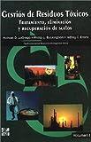 img - for Gestion De Residuos Toxicos book / textbook / text book