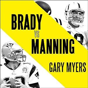 Brady vs. Manning Audiobook