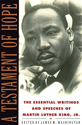 Books : A Testament of Hope: The Essential Writings and Speeches