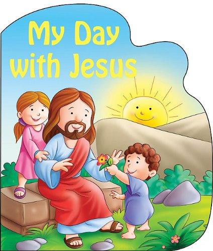 - My Day with Jesus (St. Joseph Sparkle Books)