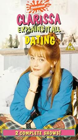Clarissa explains it all dating vhs to dvd