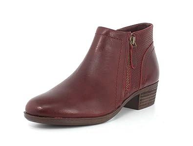 Oliana Women's Boot 10 B(M) US Red