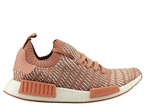 Adidas Damen Nmd_r1 Stlt Primeknit Fitnessschuhe Pink (roscen / Tinorc / Ftwbla 000)