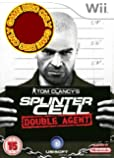 Tom Clancys Splinter Cell: Double Agent (Wii)