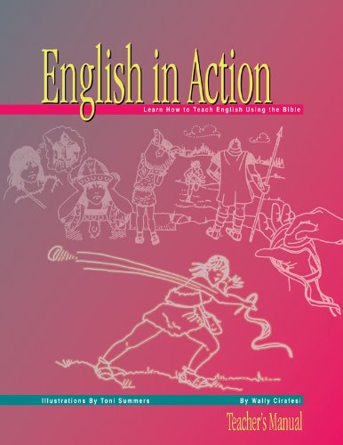 English in Action, Teacher's Manual by NavPress