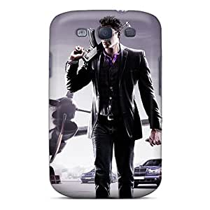 New Style MrsSophier Hard Case Cover For Galaxy S3- Saints Row 3
