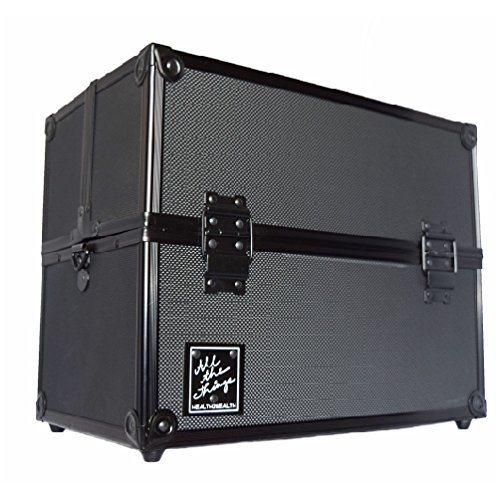 Professional large makeup case with lock And key 14