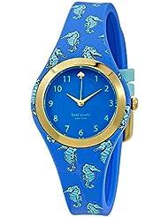 Kate Spade New York Womens Rumsey - KSW1109 Blue Watch