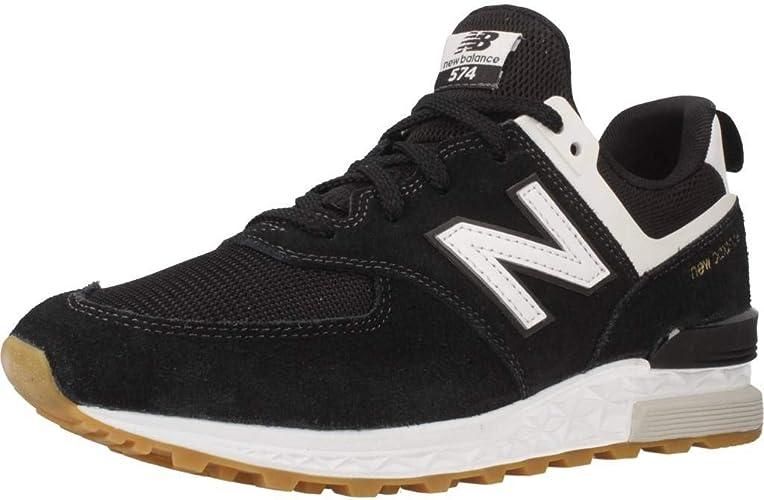 Model Men's Shoes MS574 FCB Black