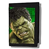 Marvel Comics Avengers Age of Ultron Lenticular 3D Velcro Wallet - Hulk