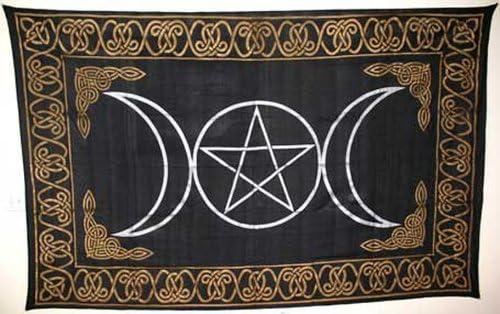 Tapestry Triple Goddess