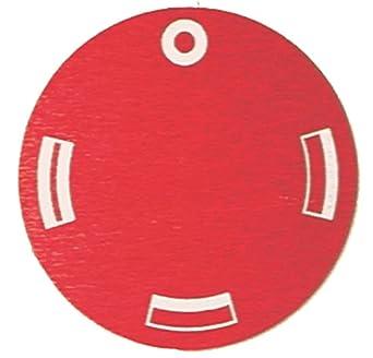 mordaza Símbolo para horno ELECTROLUX, alpeninox: Amazon.es ...